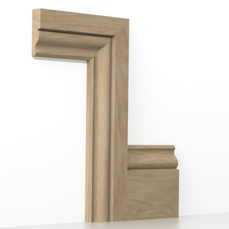 Ogee Architrave Sets