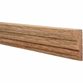 Solid Oak Panel Moulding M9 34mm x 12mm