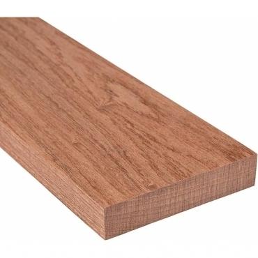 Solid Sapele PAR Timber 125mm - Various Sizes