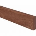 Solid Sapele Square Edge Panelling 3 Metre