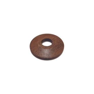 Solid Walnut Radiator Pipe Cover