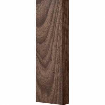 Solid Walnut Square Edge Panelling 3 Metre