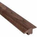 Solid Walnut Wood to Carpet Threshold 1.6 Metre